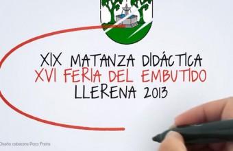XIX Matanza Tradicional de Llerena 2013