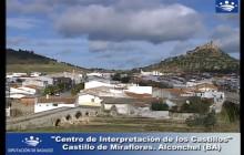 Inauguracion Centro de Interpretación de los Castillos en Alconchel