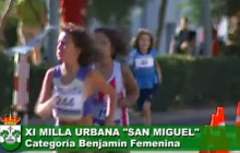 "XI MILLA URBANA DE ""SAN MIGUEL"""