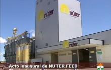 Inauguración NUTER FEED en Llerena