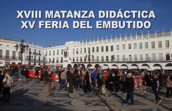 XVIII MATANZA DIDÁCTICA 2012