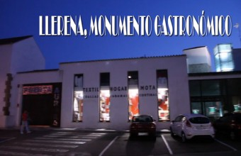 Llerena Monumento Gastronómico 1 julio 2011