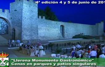 Llerena Monumento Gastronómico